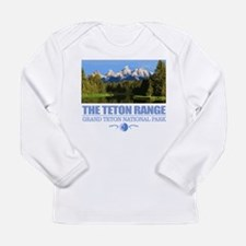 Grand Teton National Park Long Sleeve T-Shirt