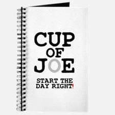 CUP OF JOE - START THE DAY RIGHT! Journal