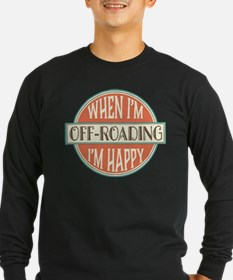 happy off-roader T