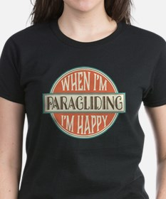 happy paraglider Tee