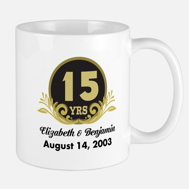 15th Wedding Anniversary Gift Ideas For Men: Gifts For 15 Year Anniversary