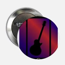 """Mobile Phone With Guitar 2.25"""" Button"""