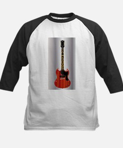 Guitar With Blues Scale Baseball Jersey