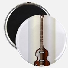 Violin Style Bass Guitar Magnets