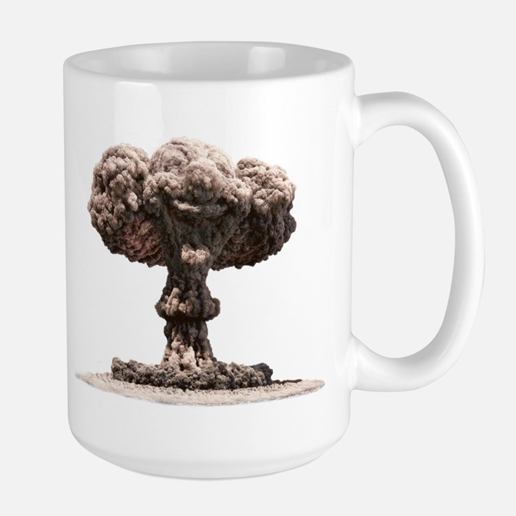 Nuclear Explosion Mugs
