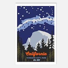 Yosemite. Postcards (Package of 8)