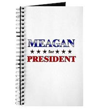 MEAGAN for president Journal