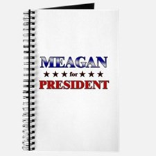 MEAGAN for president Journal