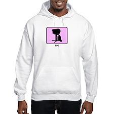 BBQ (pink) Hoodie