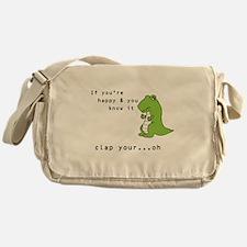 Unique Fun Messenger Bag