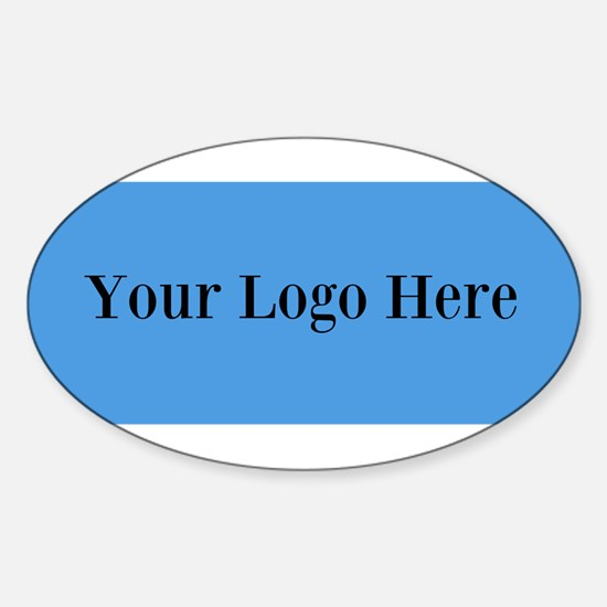 Your Logo Here (Wide) Decal