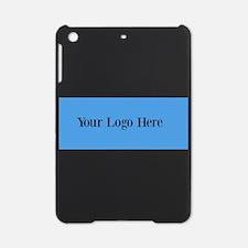 Your Logo Here (Wide) iPad Mini Case