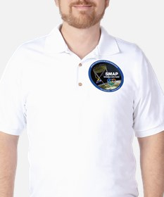 SMAP Logo Golf Shirt