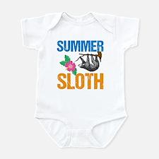 Summer Sloth Infant Bodysuit