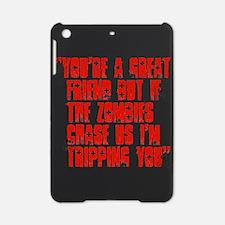 Cute Tripping you zombies iPad Mini Case