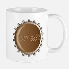 Metal Root Beer Bottle Cap Mugs