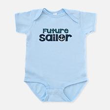 US Navy Future Sailor Infant Bodysuit