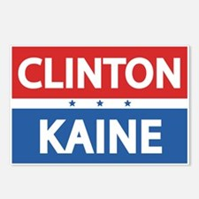 Clinton Kaine 2016 Postcards (Package of 8)