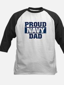 US Navy Proud Navy Dad Tee