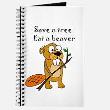 Funny Beaver Journal