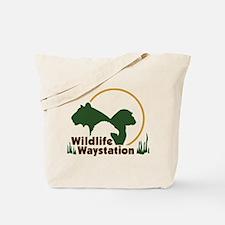 Unique Animal sanctuary Tote Bag