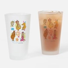 Ice Age Collision Course Sparkle Drinking Glass