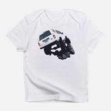 Funny Rock crawling Infant T-Shirt