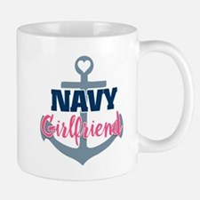US Navy Girlfriend Mug