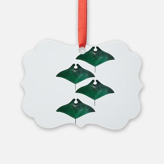 MANTAS Ornament