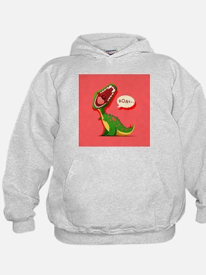 Cute Dinosaur Hoodie