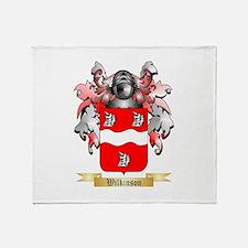 Wilkinson 2 Throw Blanket