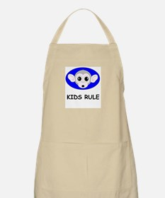 KIDS RULE BBQ Apron
