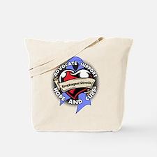 Esophageal Atresia Tattoo Tote Bag