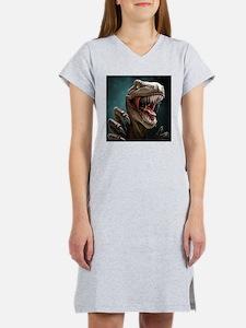 Velociraptor Women's Nightshirt
