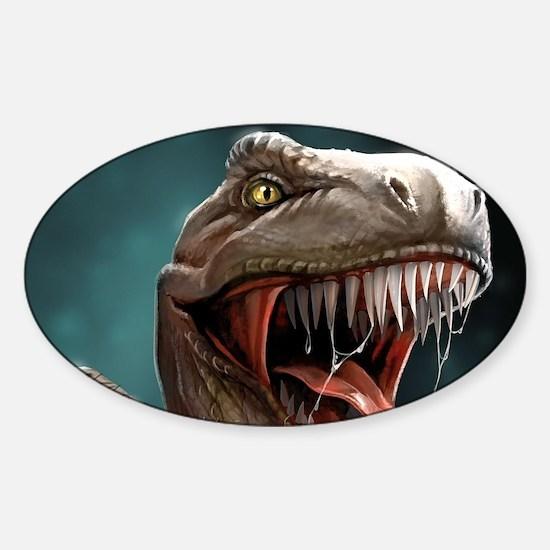 Velociraptor Decal