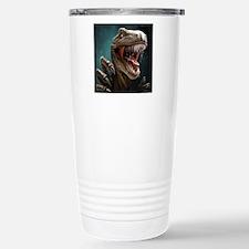 Velociraptor Travel Mug