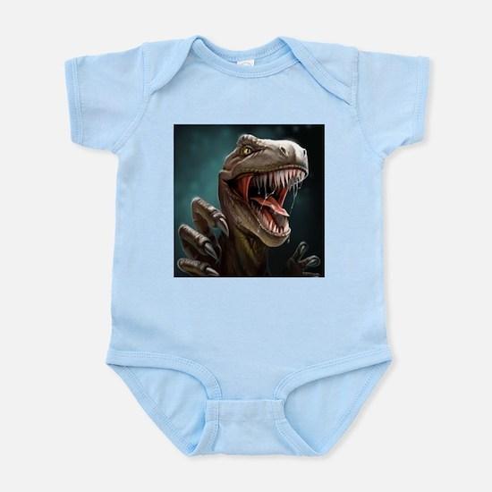 Velociraptor Body Suit