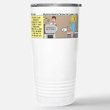 The Colonoscopy 3000 XL Thermos Mug