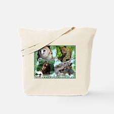 Cute Animal sanctuary Tote Bag