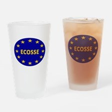 Ecosse Together With Europe Drinking Glass