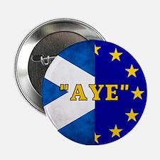 """AYE to Europe! 2.25"""" Button"""