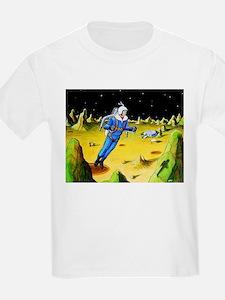 ROCKET BELT JET PACK T-Shirt