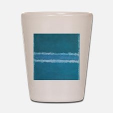 ROTHKO_SHADES OF BLUE Shot Glass