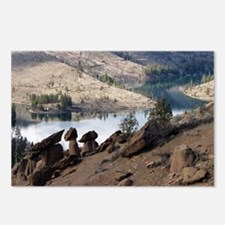 Balancing Rocks of Oregon Postcards (Package of 8)