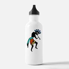 Cute Utah utes Water Bottle
