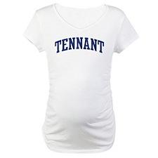 TENNANT design (blue) Shirt