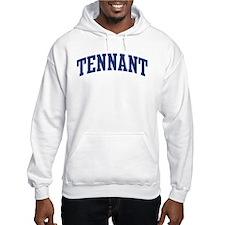 TENNANT design (blue) Hoodie