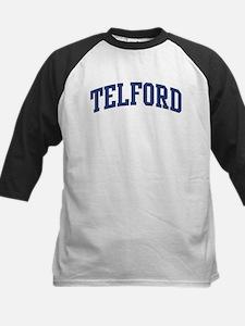 TELFORD design (blue) Tee