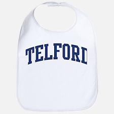TELFORD design (blue) Bib