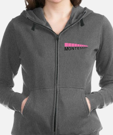 Unique Early childhood education Women's Zip Hoodie